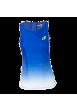 Camiseta Bullpadel ANACAP azul