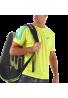 Camiseta Bullpadel ANRASO amarillo limon