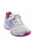 Zapatillas Wilson STROKE K white/halogen blue/vry berry