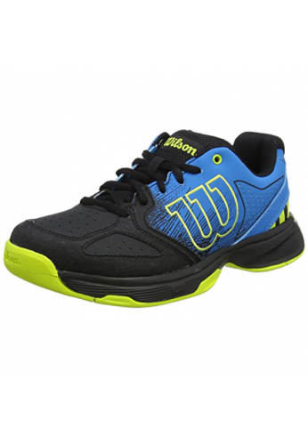 Zapatillas Wilson STROKE JR hawaiian surf/black/lime punch
