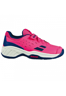 Zapatillas Babolat PULSION ALL COURT KID fandango pink/estate blue