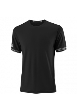 Camiseta Wilson TEAM SOLID CREW black