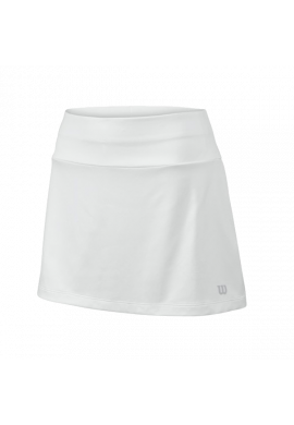 Falda Wilson CORE 11 SKIRT white