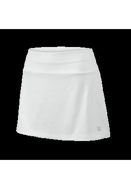 Falda Wilson CORE 11 SKIRT white