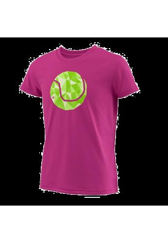 Camiseta Wilson G TBALL TECH TEE berry