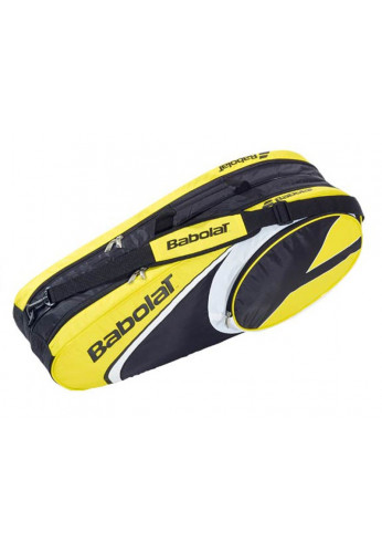 Raquetero Babolat RACKET HOLDER X6 CLUB amarillo