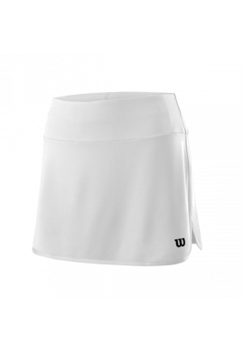 Falda Wilson W TEAM 12.5 SKIRT white