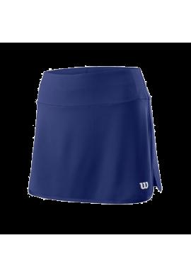 Falda Wilson W TEAM 12.5 SKIRT blue
