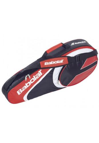 Raquetero Babolat RACKET HOLDER X3 CLUB rojo
