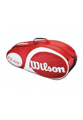 Raquetero Wilson TEAM 6 PK BAG