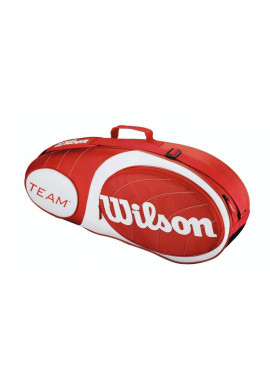 Raquetero Wilson TEAM 3 PK BAG