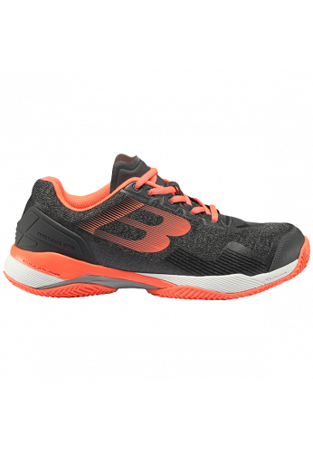 Zapatillas Bullpadel HACK KNIT 18 naranja