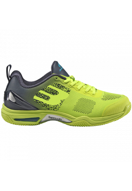 Zapatillas Bullpadel BEWER verde fluor