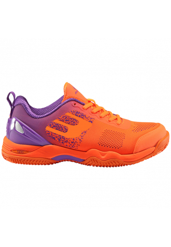 Zapatillas Bullpadel BEWER naranja