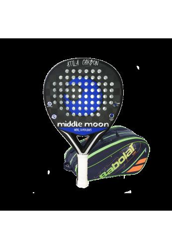 Pala Middle Moon ATILA CARBON 24K 2019