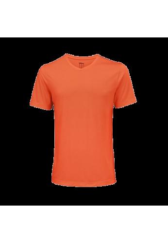 Camiseta Wilson Naranja