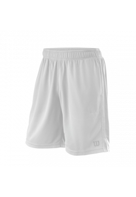 Short Wilson M knit 9 blanco