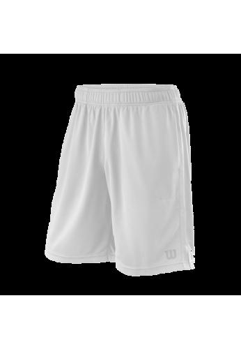 Short Wilson M knit 9 blanco