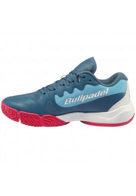 Zapatillas Bullpadel FLOW Azul Celeste