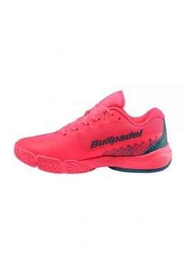 Zapatillas Bullpadel FLOW Rosa