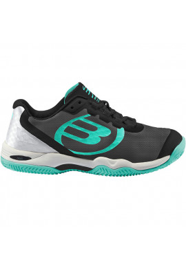 Zapatillas Bullpadel BEDAX Negras