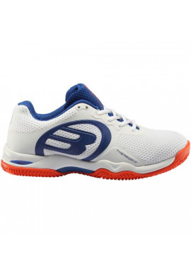 Zapatillas Bullpadel BIKIR Blanco