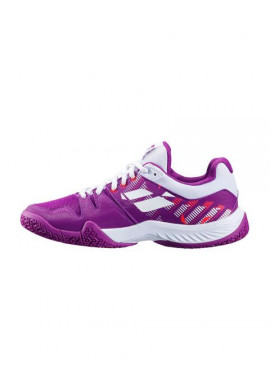 Zapatillas Babolat PULSA W 2020 Royal Lilac / White