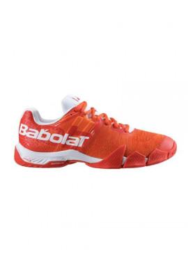 Zapatillas Babolat MOVEA MEN 2020 Tomato Red / White