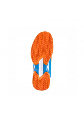 Zapatillas Babolat PULSA JR Blue/Orange