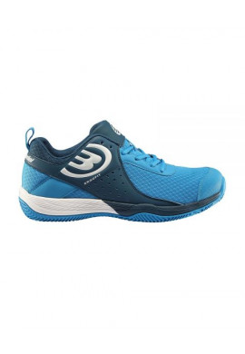 Zapatillas Bullpadel BEMER JR Azul Marino