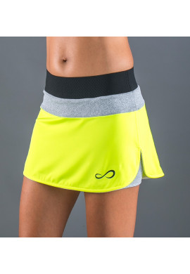Conjunto Endless Falda Race Yellow