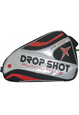 Paletero Drop Shot CONQUEROR negro