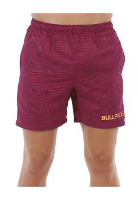 Short Bullpadel CAPMANI Vino Burdeos