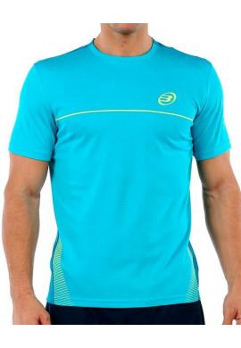 Camiseta Bullpadel CLIVIA Turquesa