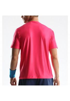 Camiseta Bullpadel TATSU Fresa Ácida