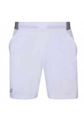 Short Babolat COMPETE SHORT 7 MEN White