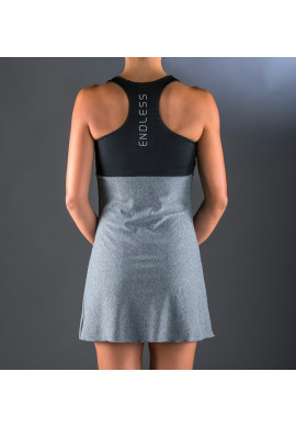 Vestido Endless Shape Grey