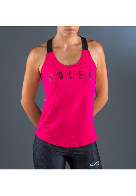 Camiseta Endless Strip Pink