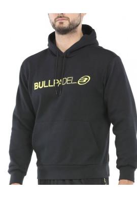 Sudadera Bullpadel REDIPOL Negra