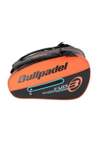 PALETERO BULLPADEL BPP 18002 GRIS VIGORE