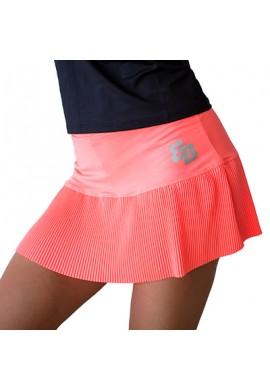 Falda Wimbledon Coral
