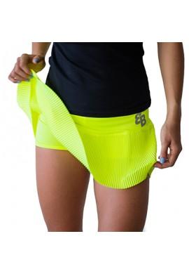 Falda Wimbledon Yellow