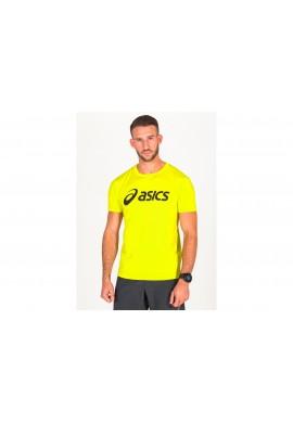 Asics camiseta manga corta Core Logo Amarillo