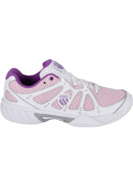 Zapatillas K-swiss EXPRESS 100 T blanco / rosa / morado