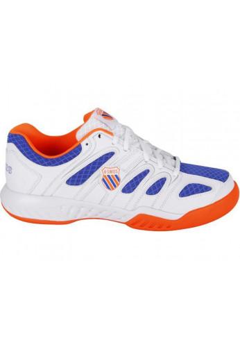 Zapatillas K-swiss CALABASAS blanco / azul
