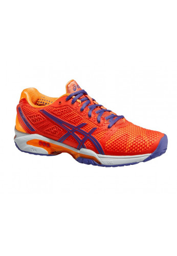 Zapatillas Asics GEL-SOLUTION SPEED 2 CLAY hot coral/lavender/flash nectarine