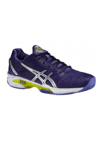 Zapatillas Asics GEL-SOLUTION SPEED 2 CLAY purple/silver/lime