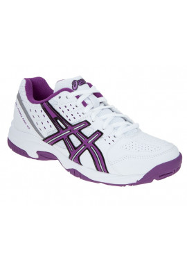 Zapatillas Asics GEL-PADEL PRO GS blanco y morado