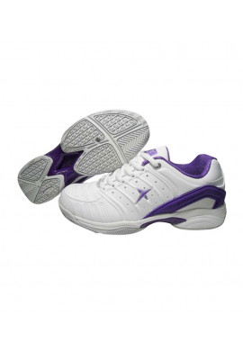 Zapatillas Drop Shot TORSION blanco/lila