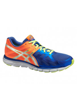 Zapatillas Asics GEL-ZARACA 3 blue/silver/flash yellow
